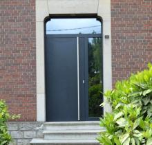 Porte d'entrée Deville