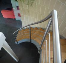Escaliers interieurs Deville