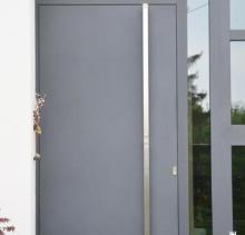 Porte d'entrée - Fabrication Deville