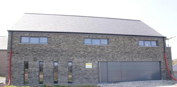 Porte de garage sectionnelles Hörmann - Porte d'entrée profilés Schüco